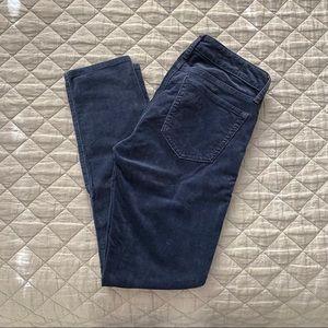 Gap Corduroy Skinny Jeans